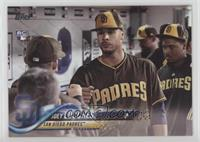 SP Variation - Joey Lucchesi (Brown Jersey, In Dugout)