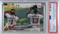 The Future is Bright (Albies & Acuna Jr.) [PSA10GEMMT]