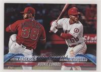Rookie Combos - Justin Anderson, Michael Hermosillo