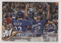 Throw Your Hands In The Air (Christian Yelich & Lorenzo Cain) [NoneEX&nbs…