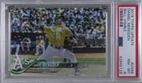 SSP Variation - Daniel Mengden (Horizontal, Pitching) [PSA 8 NM‑…