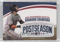 Brandon Crawford /99