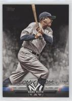 Babe Ruth [EX to NM]