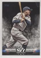 Legendary All-Stars - Babe Ruth