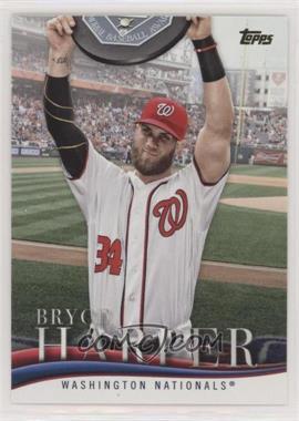2018 Topps Update Series - Target Bryce Harper Highlights #BH-13 - Bryce Harper