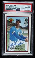 Ken Griffey Jr. [PSA 8 NM‑MT] #/50