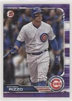 Anthony Rizzo #/250