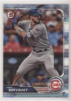 Kris Bryant [Noted] #/499