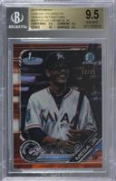 Victor Mesa Jr. /25 [BGS 9.5 GEM MINT]