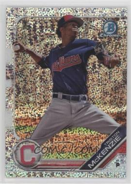 2019 Bowman - Chrome Prospects - Speckle Refractor #BCP-40 - Triston McKenzie /299