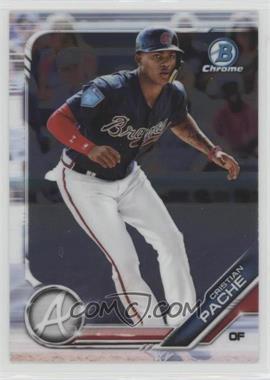 2019 Bowman - Chrome Prospects #BCP-62 - Cristian Pache