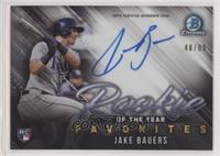 Jake Bauers [Noted] #/99