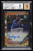 Brailyn Marquez [BGS 9 MINT] #/50