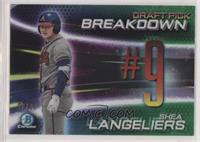 Shea Langeliers #/99