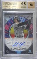 Andrew Vaughn [BGS 9.5 GEM MINT] #/250