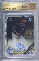 CJ Abrams [BGS 9.5 GEM MINT]