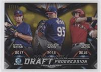 Chris Seise, Josh Jung, Cole Winn #/50