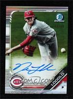 Image Variation Autograph - Nick Lodolo [Noted] #/99