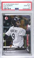 Luis Robert [PSA 10 GEM MT] #/291