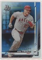Base - Mike Trout (Running Bases) #/150