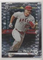 Base - Mike Trout (Running Bases)