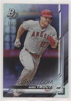Base - Mike Trout (Running Bases) [EXtoNM] #/250