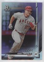 Base - Mike Trout (Running Bases) #/250