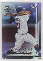 Rookie SP Variation - Pete Alonso #/250