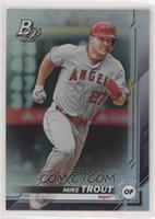 Mike Trout (Running Bases)