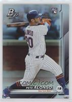 Rookie SP Variation - Pete Alonso