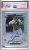 Luis Urias [PSA 10 GEM MT] #/125