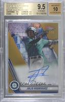 Julio Rodriguez [BGS 9.5 GEM MINT] #/50