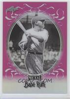 Babe Ruth [EX to NM] #/20