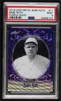 Babe Ruth [PSA 9 MINT] #/20