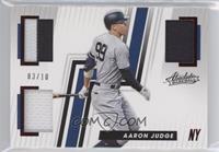 Aaron Judge #/10