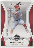Mike Trout [Noted] #/199