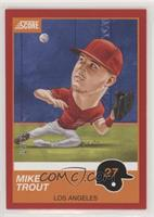Mike Trout #64/99
