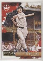 Base - Ted Williams