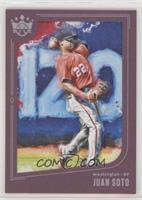 Base - Juan Soto (Red Jersey)