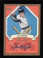 Cal Ripken #/25
