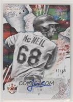 Jeff McNeil #/49