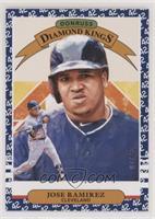 Diamond Kings - Jose Ramirez #/42