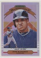 Diamond Kings - Jose Ramirez #/383
