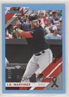 Variation - J.D. Martinez (Dark Jersey) /49