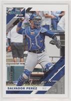 Base - Salvador Perez (Fielding) /99