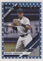 Base - Miguel Andujar (Batting)