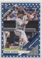 Base - Ozzie Albies (Full Name on Front)