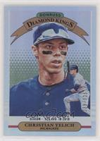 Diamond Kings - Christian Yelich #/326