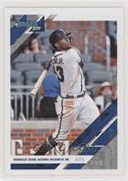 Variation - Ronald Acuna Jr. (Full Name on Front) [EXtoNM]