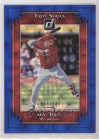 Mike Trout /249